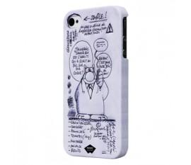 Étui pour iPhone 5S/5 gris