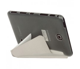 Tablet case pu leather for Galaxy Tab 7.0 white