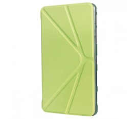 Tablet case pu leather for Galaxy Tab 7.0 green
