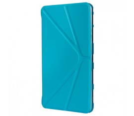 Tablet case pu leather for Galaxy Tab 7.0 blue