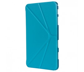 Tablet case pu leather for Galaxy Tab 8.0 blue