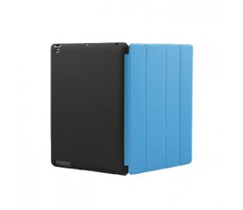Cover for New iPad Cover-Mate Black/Blue