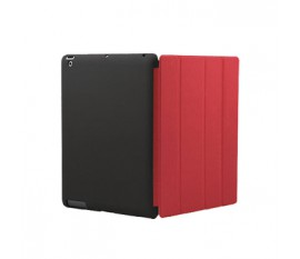 Cover for New iPad Cover-Mate Black/Red