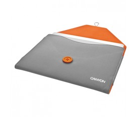 Envelope sleeve for iPad 2/3/4 grey