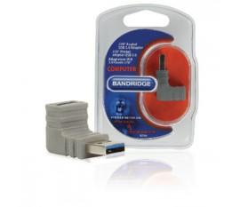 Adaptateur USB 3.0 Coudé 270°