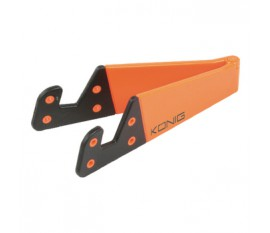 Support universel pliable pour tablette orange