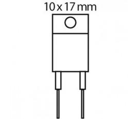 N-FET 600 V 4.1 A 40 W 1e2 =