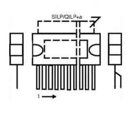 V-DEFL amplifier 120 Hz 25 V