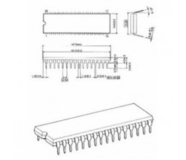 C-eprom 128kx8 pin2=a1