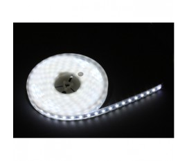LED rope IP65 300 LED / meter 5.00 m SMD 24 VDC cold white