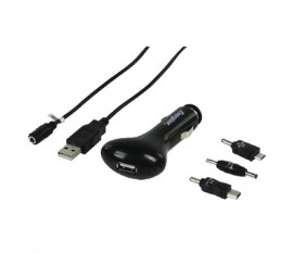 Car charger for Blackberry / HTC 1 A