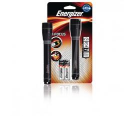 X-Focus metal torch 2x AA