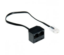 2-way ISDN Splitter 0.2 m