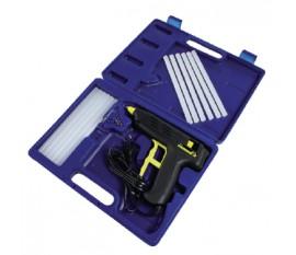 Professional glue gun with 80 W heater