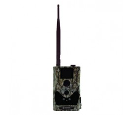 Wildlife camera with GPRS/MMS function