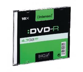 DVD-R 4.7 GB Slim box 10 pcs