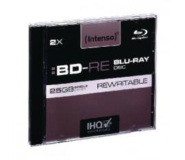 Blu-ray rewritable BD-RE 2x25 GB Jewel Case 5 pcs