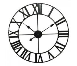 Horloge murale 60 cm Retro