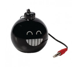 Haut-parleur bombe