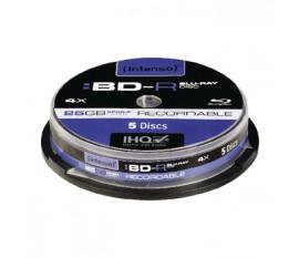 Blu-ray BD-R 4x25 GB Cakebox 5 pcs