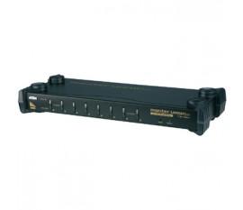 Switch KVM 8 ports VGA PS2