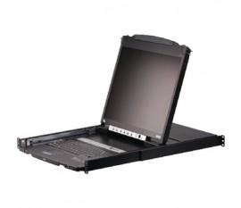 Switch KVM LCD 8 ports VGA USBPS2, CH
