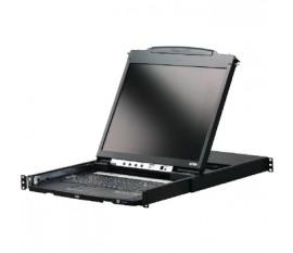 "LCD console KVM 19"" VGA USBPS2, CH"