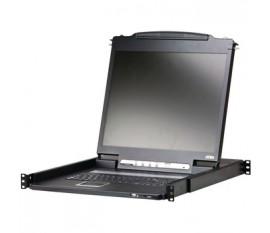 "LCD console KVM 19"" VGA USBPS2, GB"
