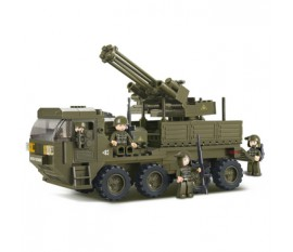Heavy Equipment Transporter