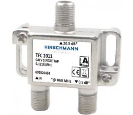 CATV Dérivateur 1 voie 20.5 dB Shop TFC 2011