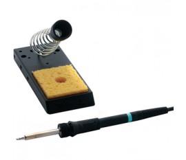 Fer à souder avec repose-fer WDH-80 et panne à souder