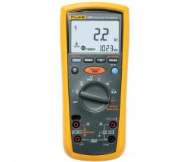 Testeurs d'isolation 2 GOhm 50 VDC/100 VDC/250 VDC/500 VDC/1000 VDC 1000 VAC TRMS AC