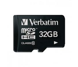 Carte MicroSDHC 32 GB Class 10