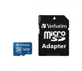 Carte microSDHC 16 Go* pour tablette