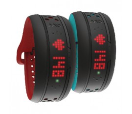 FUSE Bracelet d'activité L Crimson (rouge)