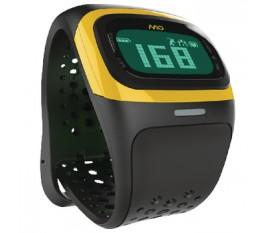 Montre de sport cardiofréquencemètre ALPHA2 jaune
