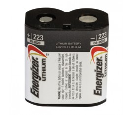 1x CRP2 lithium battery