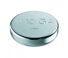 Piles alcalines V10GA/LR54 1.5 V 1pc/blister