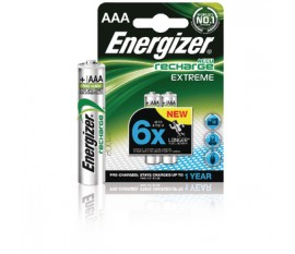Batteries NiMH AAA/LR03 1.2 V 800 mAh R2U Extreme 2-blister