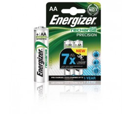 Batteries NiMH AA/LR6 1.2 V 2400 mAh R2U Presision 2-blister