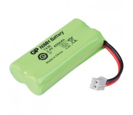 Accu téléphone sans fil NiMH 2.4 V 400 mAh