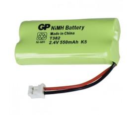 Accu téléphone sans fil NiMH 2.4 V 550 mAh