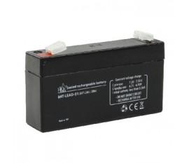 Batterie au plomb acide 6 V 1.2 Ah