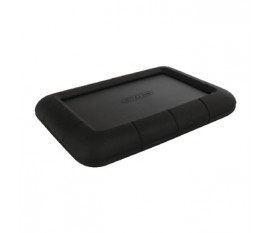 USB 3.0 Shockproof Hard Drive Case SATA 2.5