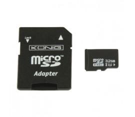 microSDHC Carte mémoire Classe UHS-I 32 GB