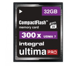 CF (Compact Flash) Carte mémoire 32 GB