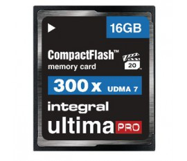 CF (Compact Flash) Carte mémoire 16 GB
