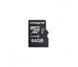 SDHC Carte mémoire UHS-I 64 GB