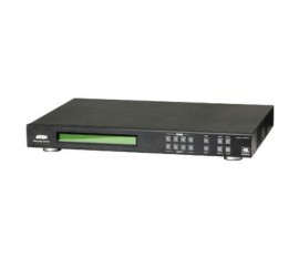 4x 4 Ports Repartiteur HDMI Noir