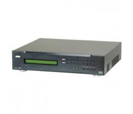 9 x 9-Port HDBaseT Lite Repartiteur HDMI Noir